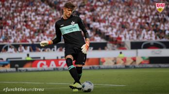 Kapusmezben kell lejátszania a Stuttgartnak a bajnoki meccsét