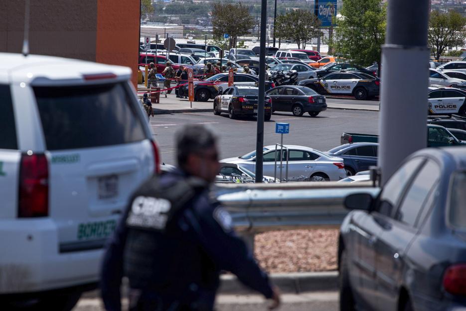 Lövöldözés volt egy amerikai áruházban, 20 halott