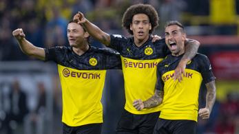 Megszakadt a Bayern sorozata, a Dortmund nyerte a német szuperkupát