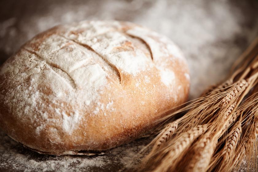 A tökéletes, friss, ropogós házi kenyér receptje: ehhez nem kell dagasztógép
