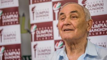 Meghalt Ambrus Miklós olimpiai bajnok vízilabdázó