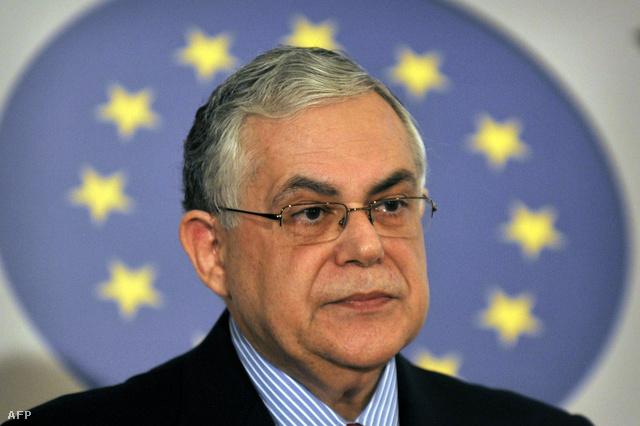 Áprilisban bukott meg Lukász Papadémosz technokrata kormánya