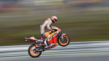 Márquez érinthetetlen, már az 50. MotoGP-győzelménél jár