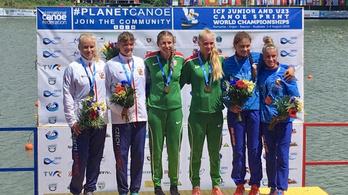 Tíz aranyéremmel tarolt Magyarország az ifi és U23-as kajak-kenu-vb-n