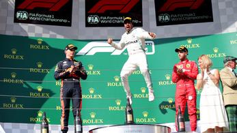 Hamilton és a Mercedes taktikai győzelme a Hungaroringen