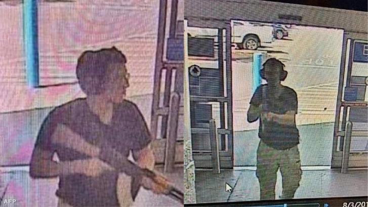 Az El Pasó-i lövöldözés elkövetéséért felelős 21 éves férfi, Patrick Crusius