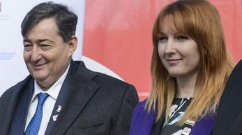 A piac tisztességtelen befolyásolásáról írta szakdolgozatát Mészáros Lőrinc lánya