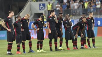 Elutasította az UEFA a Honvéd óvását