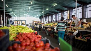 70 százalékot drágultak a lecsóba való zöldségek egy év alatt