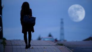 Miért látjuk néha nagyobbnak, néha kisebbnek a Holdat?