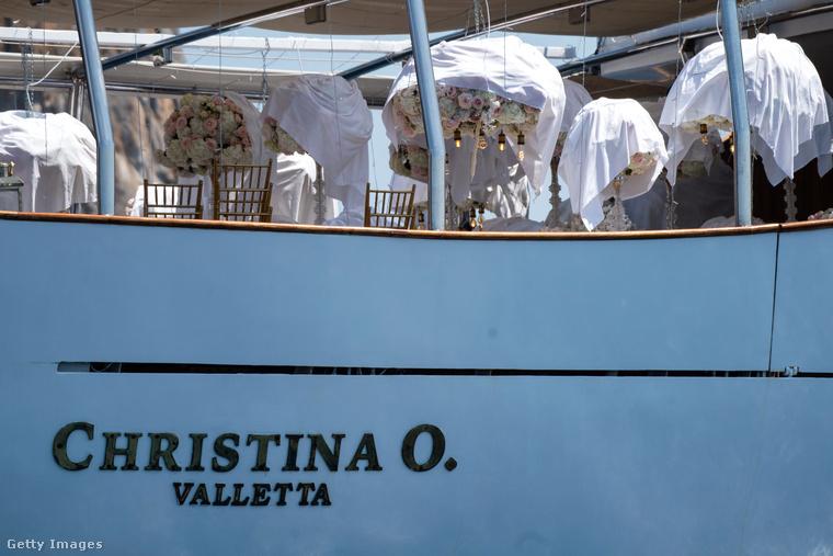 A Christina O
