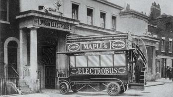 Hajszálon múlt, hogy száz éve nem az elektromos autó vált egyeduralkodóvá