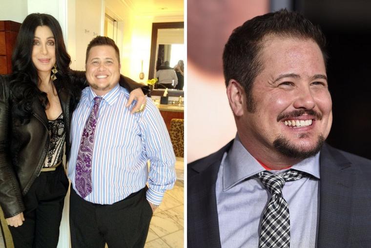 Chaz BonoCher 50 éves fia is nőként született, ma azonban már férfiként éli mindennapjait