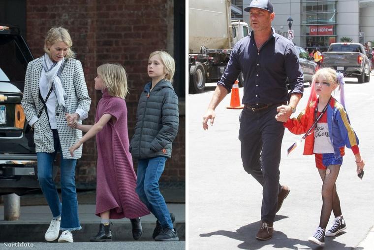 Kai Schreiber Naomi Watts fia 10 éves, de már most tudni véli, hogy nem a megfelelő testbe születhetett