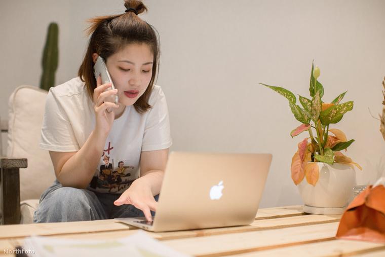 Sajátos bizniszt álmodott meg magának az eredetileg szövegíróként tevékenykedő Zhang Luning
