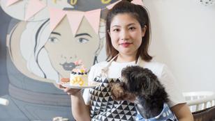 Kínában a kutyáknak is jár a gourmet édesség