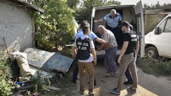 A másik elrabolt román lány maradványait is megtalálhatták