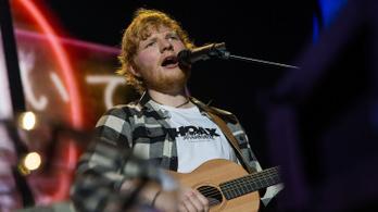 Ed Sheeran már a nyitónapon megtölti a Szigetet