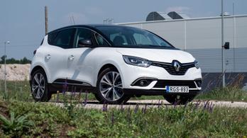 Teszt: Renault Scenic Blue dCi - 2019.