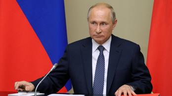 Putyin új nukleáris rakéták fejlesztésével válaszolna Washingtonnak