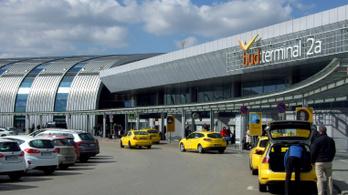 Turbókörforgalmat építenek a ferihegyi repülőtérnél