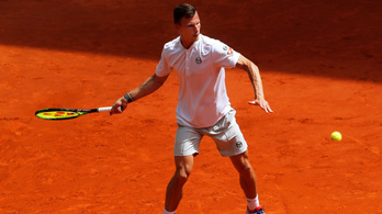 Fucsovics megbékélt, visszatér a Davis-kupa-válogatottba