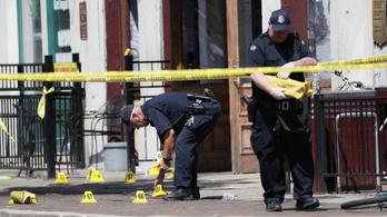 Nincs bizonyíték rasszista indítékra az ohiói merényletben