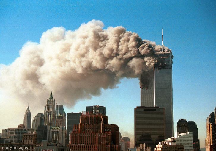 Terrortámadás New Yorkban 2001. szeptember 11-én