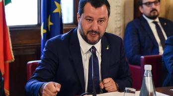 Szuperhatalmat kapott Salvini az olasz parlamenttől