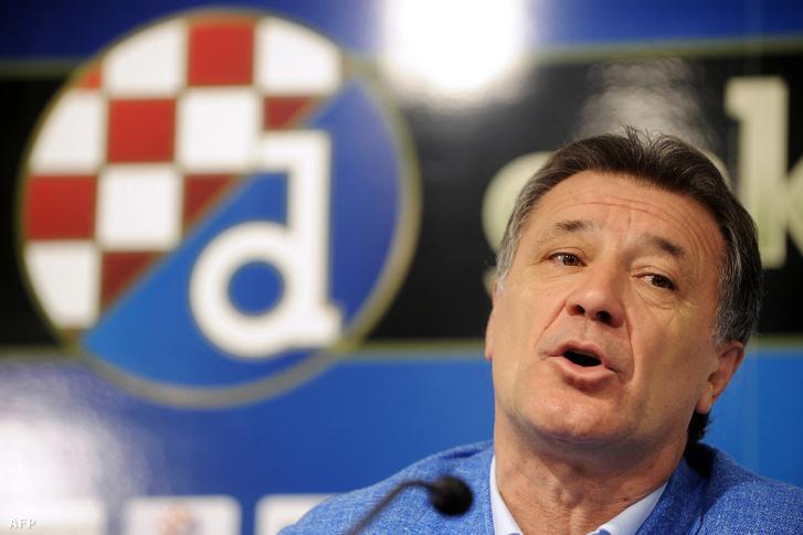Zdravko Mamić 2015-ben