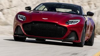 Itthon is lesz Aston Martin-kereskedés