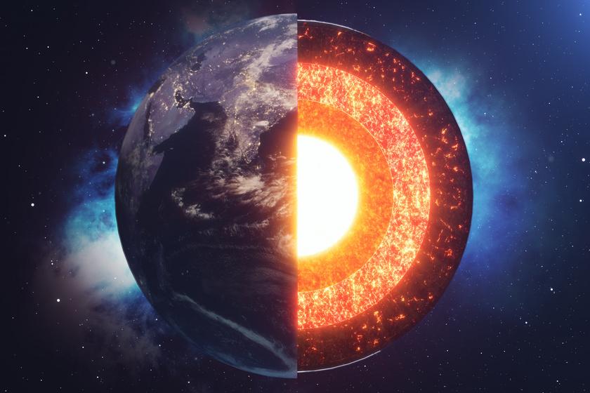 földmag, csillag születése, bolygók