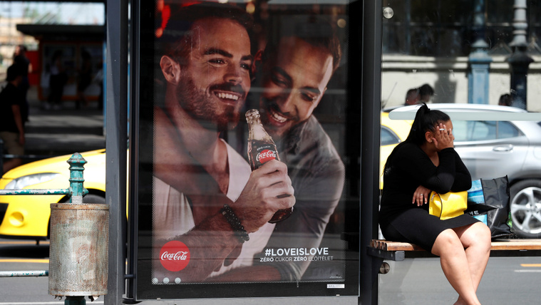 Hungarian right in a frenzy over Coca-Cola's LGBT tolerance campaign