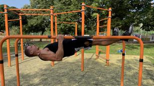 Kondipark: 3 hatékony gyakorlat a feszes hátizmokért