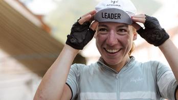 Először nyerte nő az egyik legkeményebb ultrakerékpáros versenyt