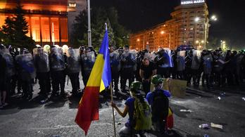Engedélyezték a külföldön élő románok kormányellenes tüntetését