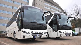 Több, mint 1300 buszt vásárolna a Volánbusz