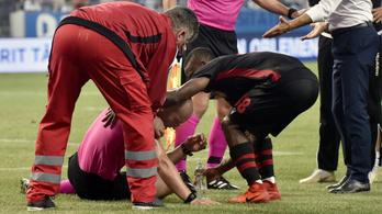 Csányi Sándor: Megdöbbenéssel láttam a romániai mérkőzést