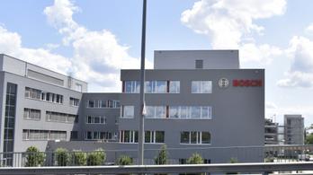 Leépítés jöhet a Boschnál