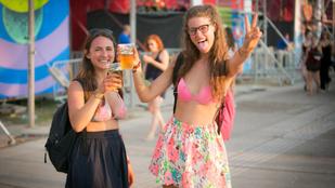 Holnap kezdődik a Sziget - összeszedtük az elmúlt évek legcsinosabb fesztiválozóit