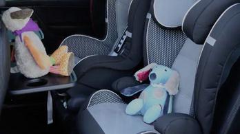 Az autó megmenthetné a benne felejtett gyerekeket?