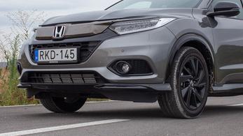 Teszt: Honda HR-V Sport