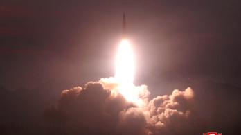 Kim Dzsongun: A rakétateszt figyelmeztetés volt