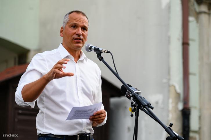 Dr. Márton Roland, ellenzéki polgármester-jelölt
