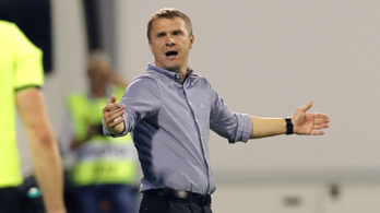 Rebrov: A Ferencváros a Dinamo ellen is elérte, amit akart
