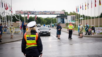 Elkapták a Hungaroringen fosztogató külföldieket