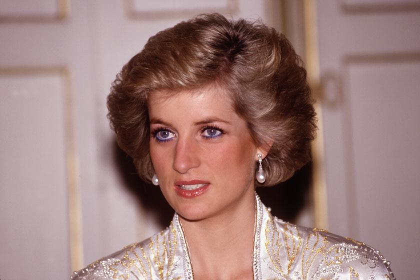 Így nézne ki Diana hercegnő, ha még élne - Ráncokkal is gyönyörű lenne