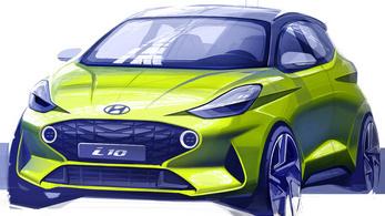 Az új kisautó a Hyundai meglepetése?
