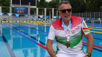 A Mazsihisz elnöke is nyert egy aranyérmet a budapesti Maccabi Játékokon