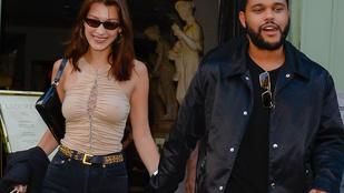 The Weeknd és Bella Hadid megint külön utakon jár